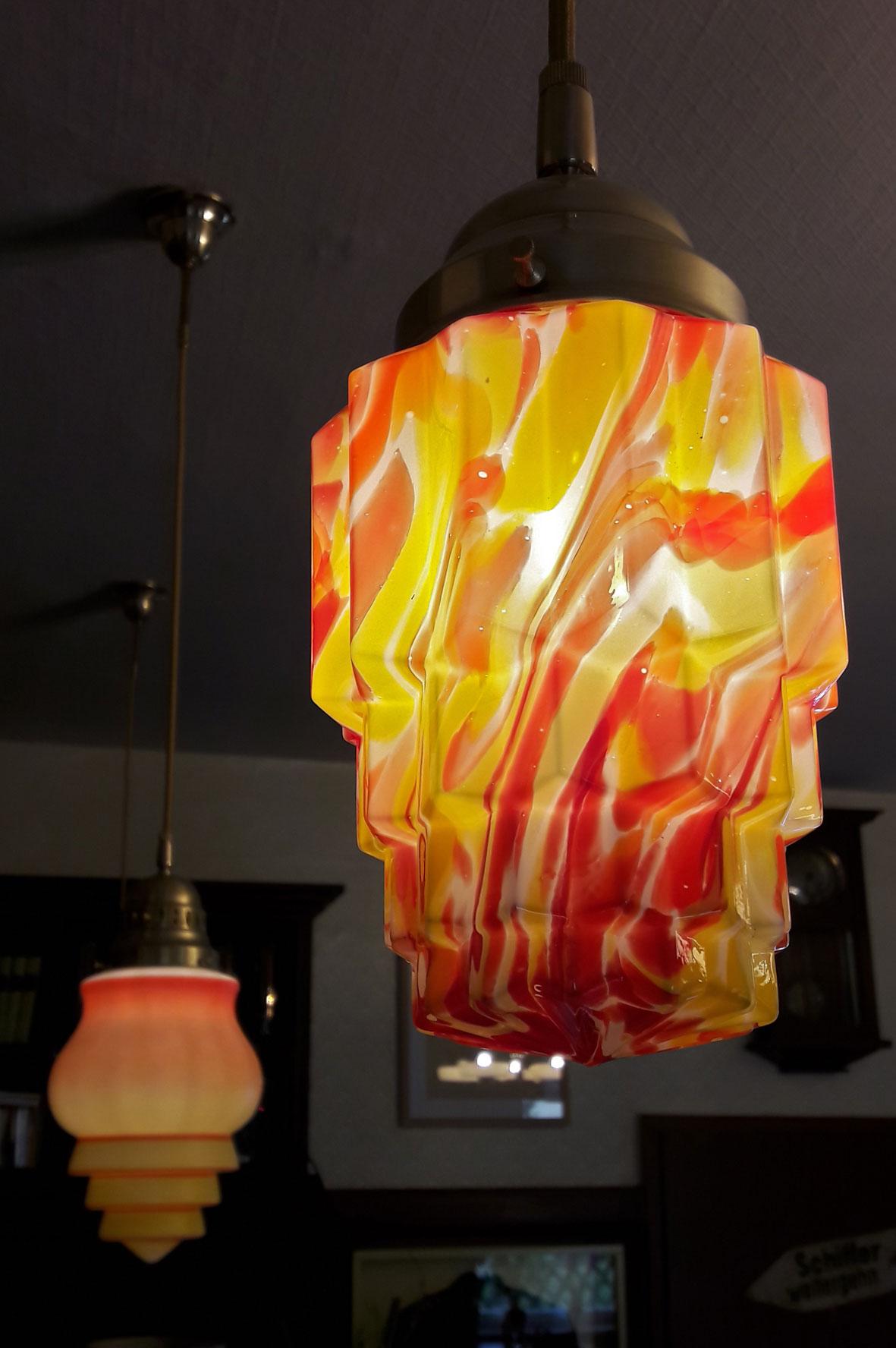 Lampe Detail