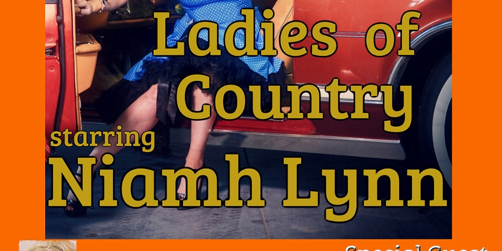 Niamh Lynn's Tribute to The Classic Ladies Of Country is welcomed back to the Bru Baru Theatre, Cashel Co. Tipper... (1)