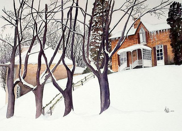 Pine Street House