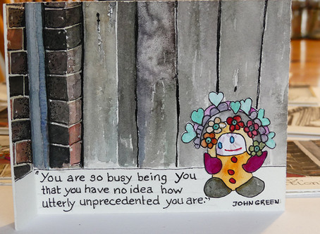 You are Unprecedented!