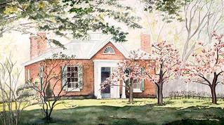 Ontario Cottage Spring