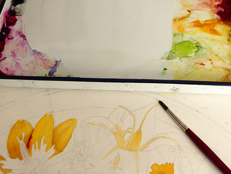 Yellows and Cleanness of Paint