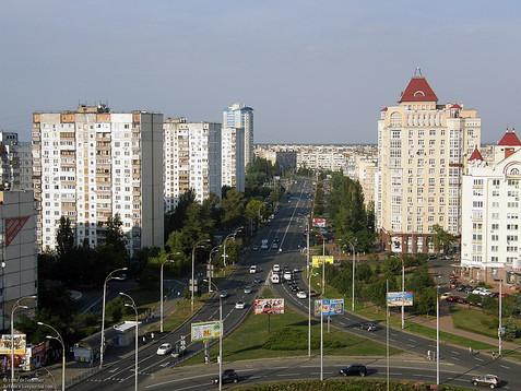 Проспект Героїв Сталінграду відремонтують за завищеними цінами