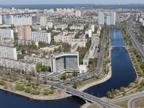 На ремонті Русанівського каналу в Києві розікрали мільйон гривень