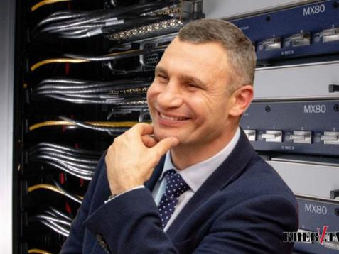 """За скільки мільйонів """"Київтелесервіс"""" обладнає в місті мережеву інфраструктуру"""