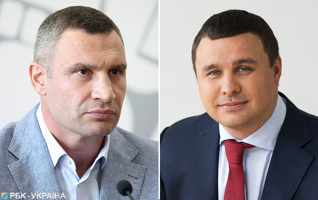 Як Кличко та Микитась суттєво наживаються на реконструкції гімназії у Голосіївському районі
