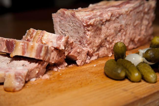 Mme Laroche's Pork Terrine