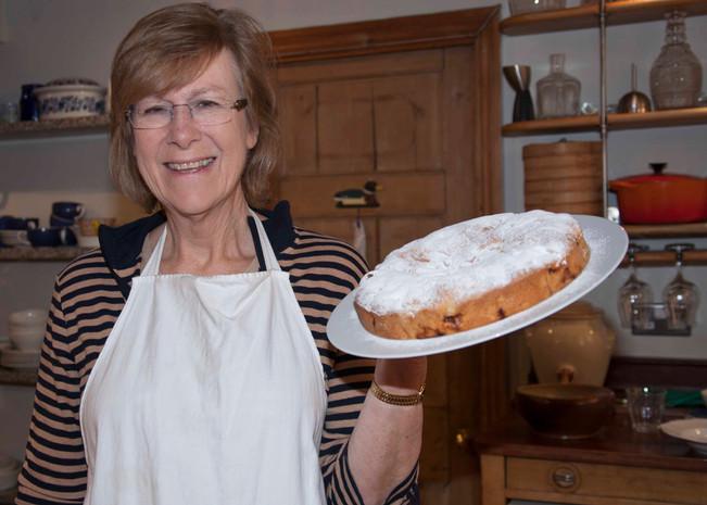 Noëlle Lafarge's fail-safe apple cake