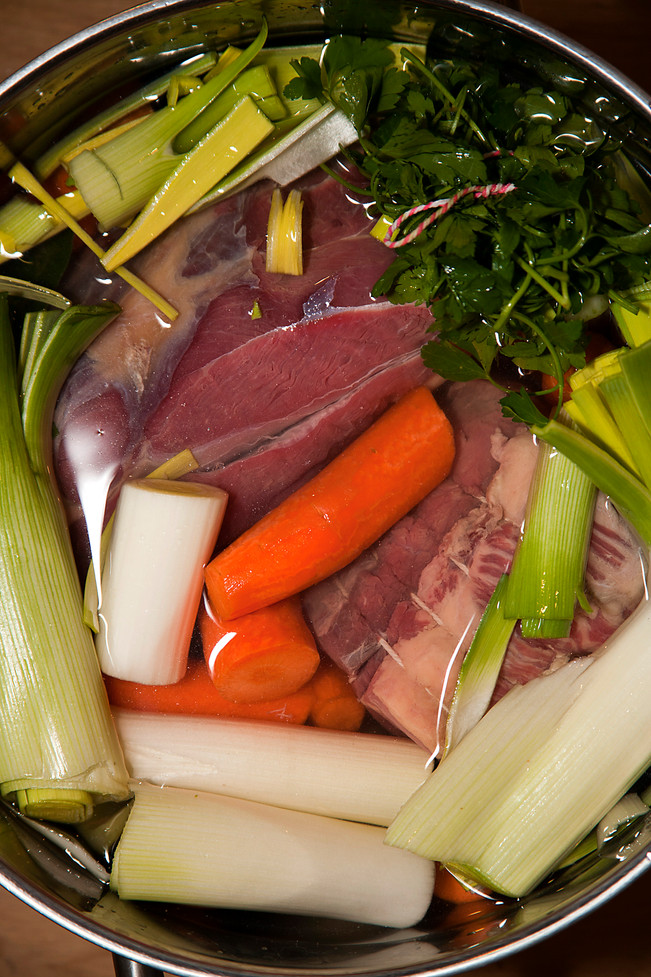 Pot-au-Feu for January!