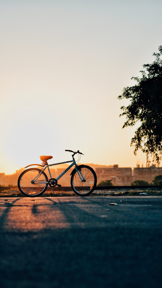 Un peu plus de vélo, un peu moins de voiture