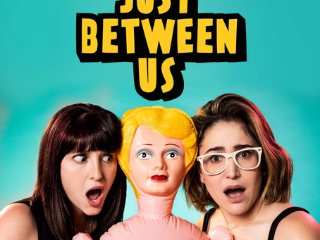 Just Between Us with Allison Raskin and Gaby Dunn Launches on Stitcher
