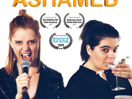 NYC Nov 12: CRITICALLY ASHAMED Web Series Premiere Party and Fundraiser