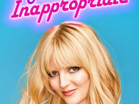 Melinda Hill's 'INAPPROPRIATE' out October 20 on Comedy Dynamics