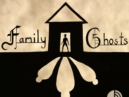 Season 3 of 'Family Ghosts' podcast launches today, telling the story of a shameful American