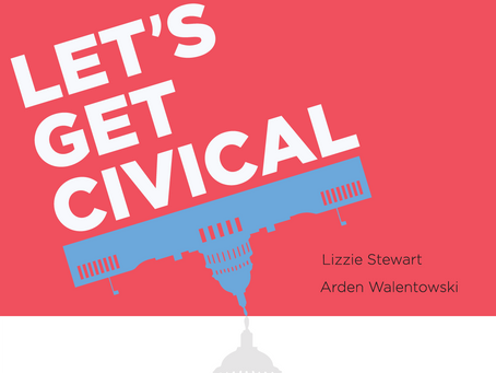 Launching 1/30: Let's Get Civical - A New Podcast from More Banana Productions