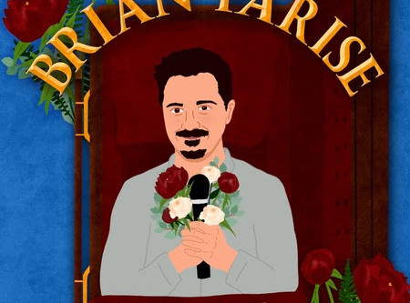 BRIAN PARISE 'Last Wishes' - a new comedy album out Nov 3 on 800 POUND GORILLA