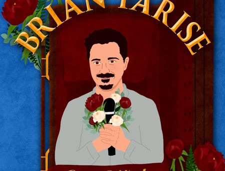 BRIAN PARISE 'Last Wishes' - a new comedy album out Nov 3 on 800 POUND GORILLA