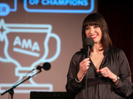 **POSTPONED**: Ophira Eisenberg (NPR's Ask Me Another, The Moth) Comedy Album Taping