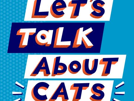 Season 2 of 'Let's Talk About Cats' Podcast to Debut September 17th