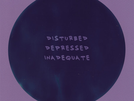 Rob Tanchum's Disturbed, Depressed, Inadequate Out Today on Starburns Audio