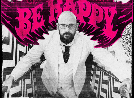 May 5th: Jeff Simmermon's new comedy album 'Why You Should Be Happy'
