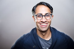 KC Arora - Glasses - Photo by Phil Prove