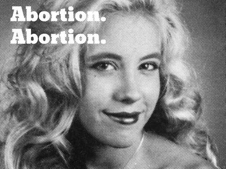 Emma Arnold Comedy album: 'Abortion. Abortion. Abortion.' March 22