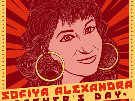 JUNE 21: Sofiya Alexandra's comedy album FATHER'S DAY