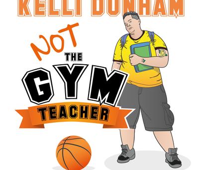 Kelli Dunham's 'Not the Gym Teacher' album recording at Caveat