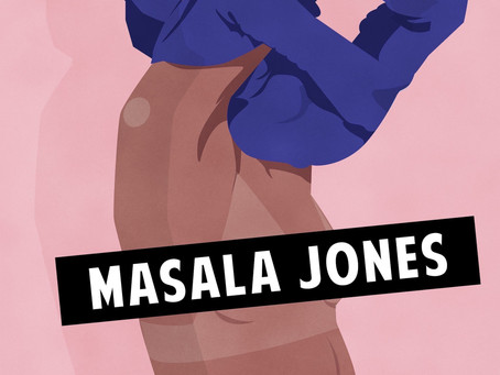 Masala Jones - a subversive new Indian-American comedy from Pleasure Podcasts