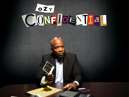 OZY CONFIDENTIAL: Eugene S. Robinson Podcast - Jan 14 Launch