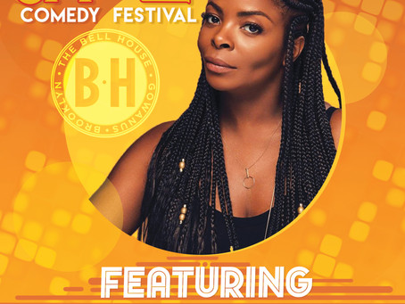 Tickets On Sale TODAY: Second Annual Janelle James Comedy Festival