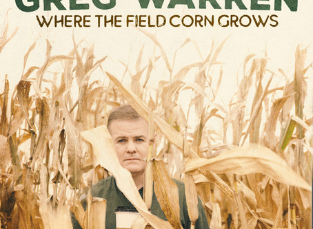Announcing Greg Warren's new comedy special and album 'Where the Field Corn Grows'