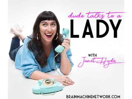 OUT TODAY: EPISODE 100 OF DUDE TALKS TO A LADY