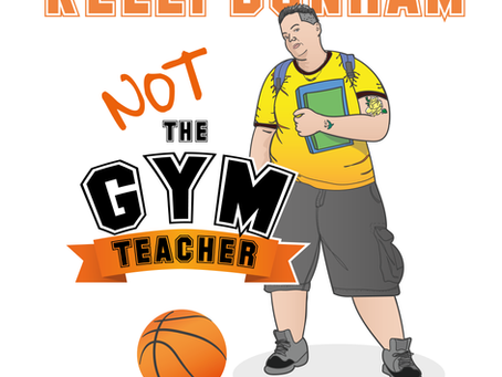 Feb. 7th: Kelli Dunham's new comedy album 'Not the Gym Teacher'