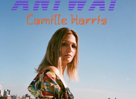 "Oct 23: Camille Harris's new Jazz single ""Anyway"""
