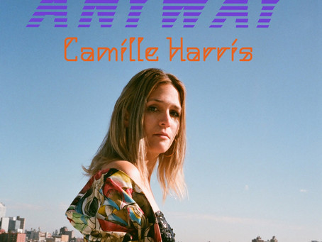"Oct 23: Camille Harris's new Jazz single ""Anyway"""