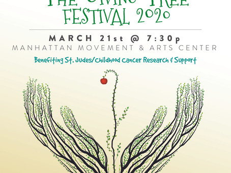 **POSTPONED** NEW DATES TBD - The Giving Tree Festival, Live Dance Benefit