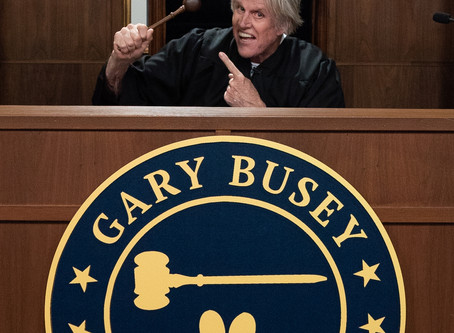 Gary Busey: Pet Judge to Debut May 25 - First Look Premiered on Rolling Stone