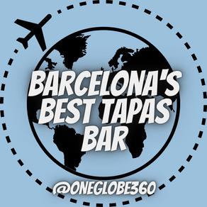 Barcelona's BEST Tapas Bar