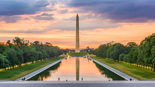 North America, Washington Monument