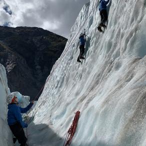 My Experience Ice Climbing The Franz Josef Glacier