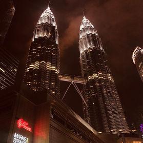 Petronas Towers in Singapore