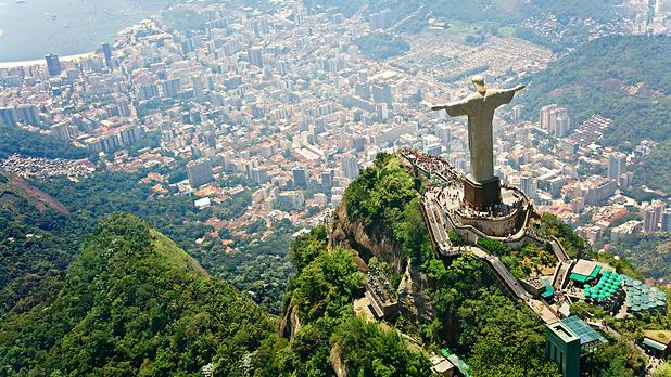 South America, Rio DeJanerio