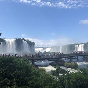 My Experience Visiting Iguassu Falls