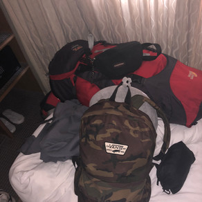 What I Took In My Backpack For 10 Weeks Of Travelling Around The World