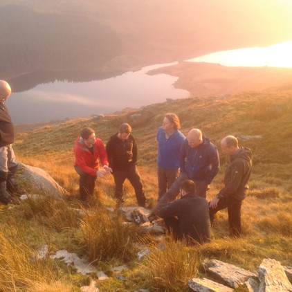 A word on the Associations for Mountain Leaders