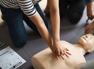 Emergency First Aid and CPR-B (FREE from