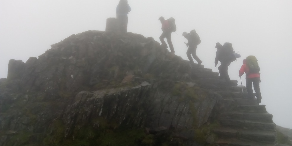 Snowdon for Mountain Leaders