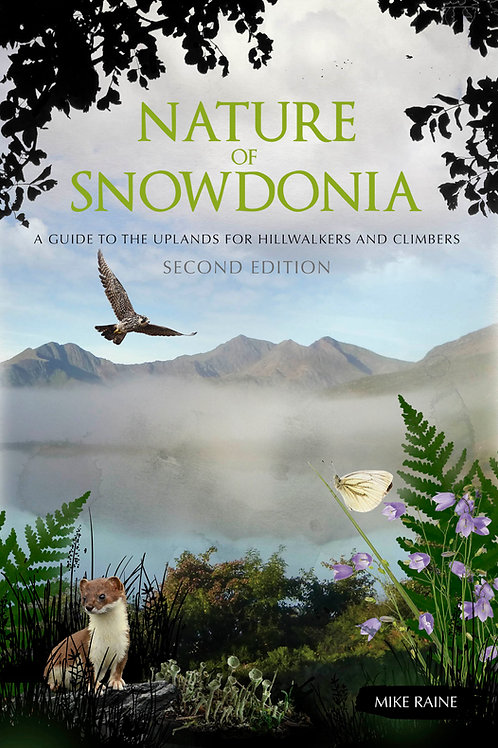 Nature of Snowdonia 2nd edition